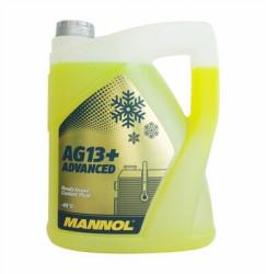 Охлаждающая жидкость Mannol AG13+ Advanced Antifreeze (5 л.) 2062