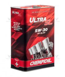Моторное масло Chempioil Ultra SL 5W-30 (4 л.) 9722