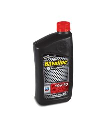 Моторное масло Chevron Havoline Motor Oil 20W-50 (1 л.) 076568796327