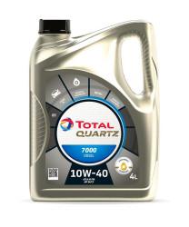 Моторное масло Total Quartz 7000 Diesel 10W-40 (4 л.) 10740501