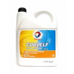 Охлаждающая жидкость Total Coolelf  Auto Supra (5 л.) 147989