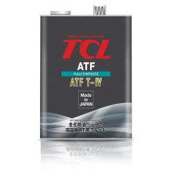 Трансмиссионное масло TCL ATF Type T-IV (4 л.) A004TYT4