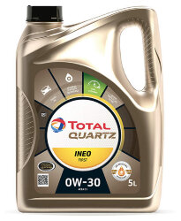 Моторное масло Total Quartz Ineo First 0W-30 (4 л.) 213834