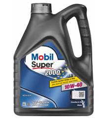 Моторное масло Mobil Super 2000 X1 10W-40 (4 л.) 152568
