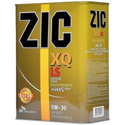 Моторное масло ZIC XQ LS 5W-30 (4 л.) 163201