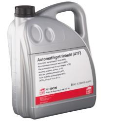Трансмиссионное масло Febi ATF (5 л.) 39096