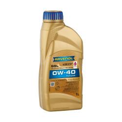 Моторное масло Ravenol SSL 0W-40 (1 л.) 1111108001