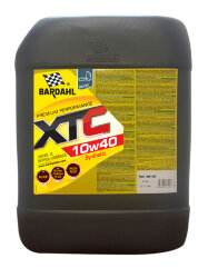 Моторное масло Bardahl XTC 10W-40 (20 л.) 36248