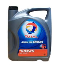 Моторное масло Total Rubia Tir 8900 10W-40 (5 л.) 156672