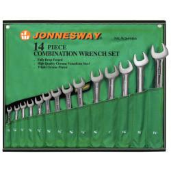Набор ключей Jonnesway 3/8-1-1/4, 14 предметов 49030 W26414S