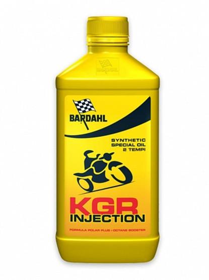 Масло двухтактное Bardahl KGR Injection 2T (1 л.) 226040