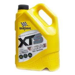 Моторное масло Bardahl XTS 0W-20 (5 л.) 36333