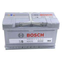 Аккумулятор Bosch S5 85Ah 800A 315x175x175 о.п. (-+)