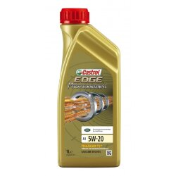Моторное масло Castrol Edge Professional A1 5W-20 Land Rover (1 л.) 157E9C