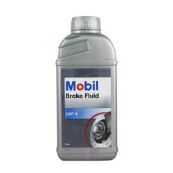 Тормозная жидкость Mobil Brake Fluid DOT 4 (0,5 л.) 150906