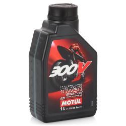 Масло четырехтактное Motul 300V 4T FL Road Racing 15W-50 (1 л.) 104125