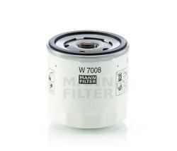 Фильтр масляный Mann-Filter W7008