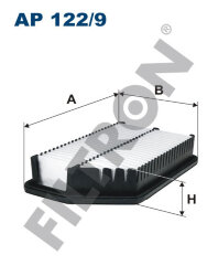 Фильтр воздушный Filtron AP1229