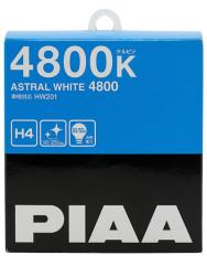 Автолампа PIAA Bulb Astral White H4 4800K HW201-H4