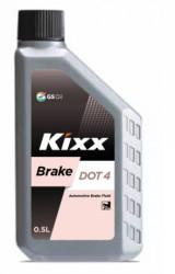 Тормозная жидкость Kixx Brake DOT 4 (0,5 л.) L1938CL5E1