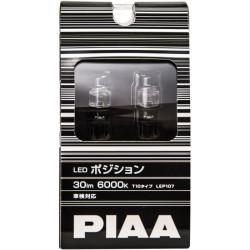 Автолампа PIAA Bulb LED Position T10 6000K LEP107-T10