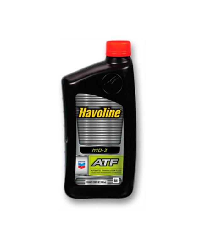 Трансмиссионное масло Chevron Havoline MD-3 (1 л.) 076568795931