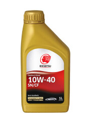 Моторное масло Idemitsu 10W-40 SN/CF (1 л.) 30015049-724