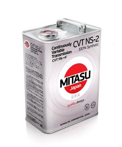 Трансмиссионное масло Mitasu CVT NS-2 (4 л.) MJ3264