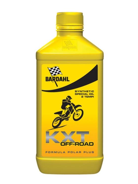Масло двухтактное Bardahl KXT Off Road 2T (1 л.) 229039