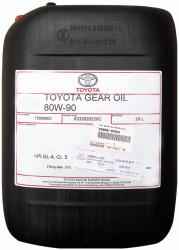 Трансмиссионное масло Toyota Universal Gear Oil 80W-90 (20 л.) 08885-81002