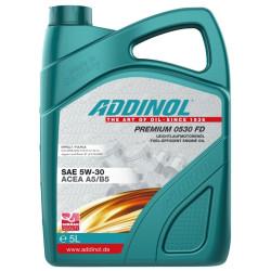 Моторное масло Addinol Premium 0530 FD 5W-30 (5 л.) 4014766241375