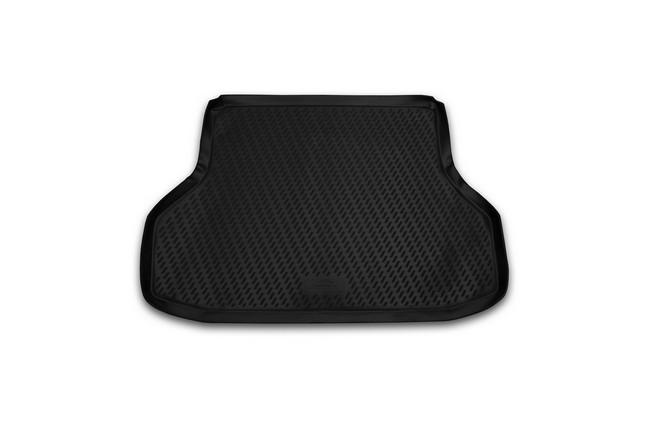 Коврик багажника Novline CHEVROLET LACETTI 04- седан (полиуретан) CARCHV00006