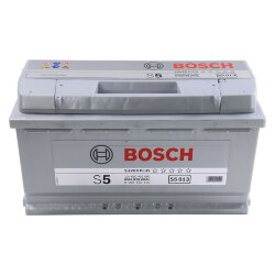 Аккумулятор Bosch S5 100Ah 830A 353x175x190 о.п. (-+)
