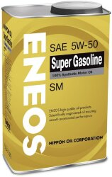 Моторное масло Eneos Gasoline Super SM 5W-50 (1 л.) Oil4077