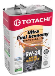 Моторное масло Totachi Ultra Fuel Economy 5W-20 (4 л.) 4562374690660