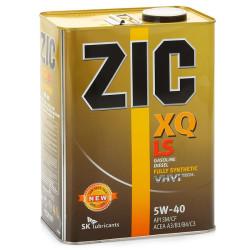 Моторное масло ZIC XQ LS 5W-40 (4 л.) 163202