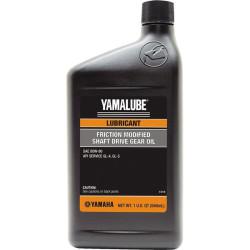 Трансмиссионное масло Yamaha Yamalube Friction-Modified Shaft Drive Gear Oil 85W-90 (1 л.) ACC-SHAFT-LU-00