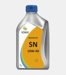 Моторное масло Yokki 10W-40 SN (1 л.) YAE31-1001P