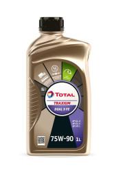 Трансмиссионное масло Total Traxium Dual 9 FE 75W-90 (1 л.) 11150301