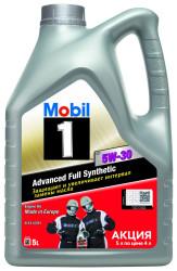 Моторное масло Mobil 1 FS 5W-30 (5 л.) 155144