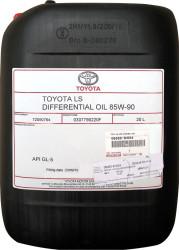 Трансмиссионное масло Toyota LS Differential Oil 85W-90 (20 л.) 08885-81004