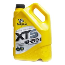 Моторное масло Bardahl XTS 10W-60 (5 л.) 36253