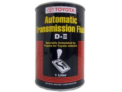 Трансмиссионное масло Toyota Automatic Transmission Fluid D-II (1 л.) 08886-81006