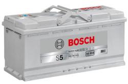Аккумулятор Bosch S5 110Ah 920A 393x175x175 о.п. (-+)