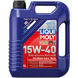 Моторное масло Liqui Moly Touring High Tech 15W-40 (5 л.) 1862