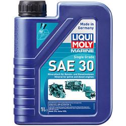 Масло четырехтактное Liqui Moly Marine Single Grade 30 (1 л.) 25065