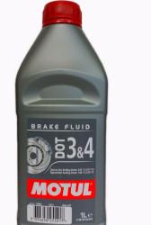Тормозная жидкость Motul Brake Fluid DOT 3-4 (1 л.) 105835