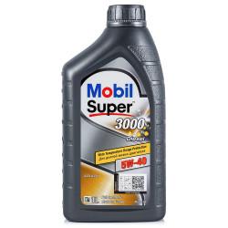 Моторное масло Mobil Super 3000 X1 Diesel 5W-40 (1 л.) 152573