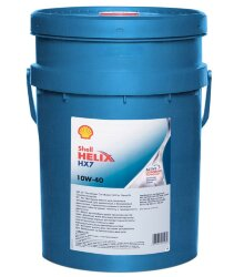 Моторное масло Shell Helix HX7 10W-40 (20 л.) 550051571