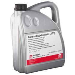 Трансмиссионное масло Febi ATF III (5 л.) 30018
